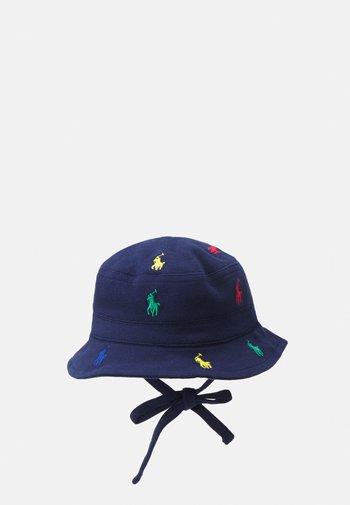 BUCKET HAT HEADWEAR UNISEX - Hat - newport navy
