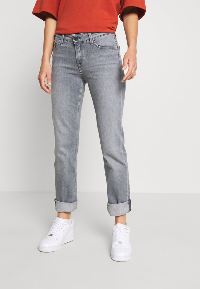MARION - Straight leg jeans - laney light