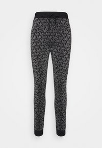 MICHAEL Michael Kors - Tracksuit bottoms - black/silver - 0