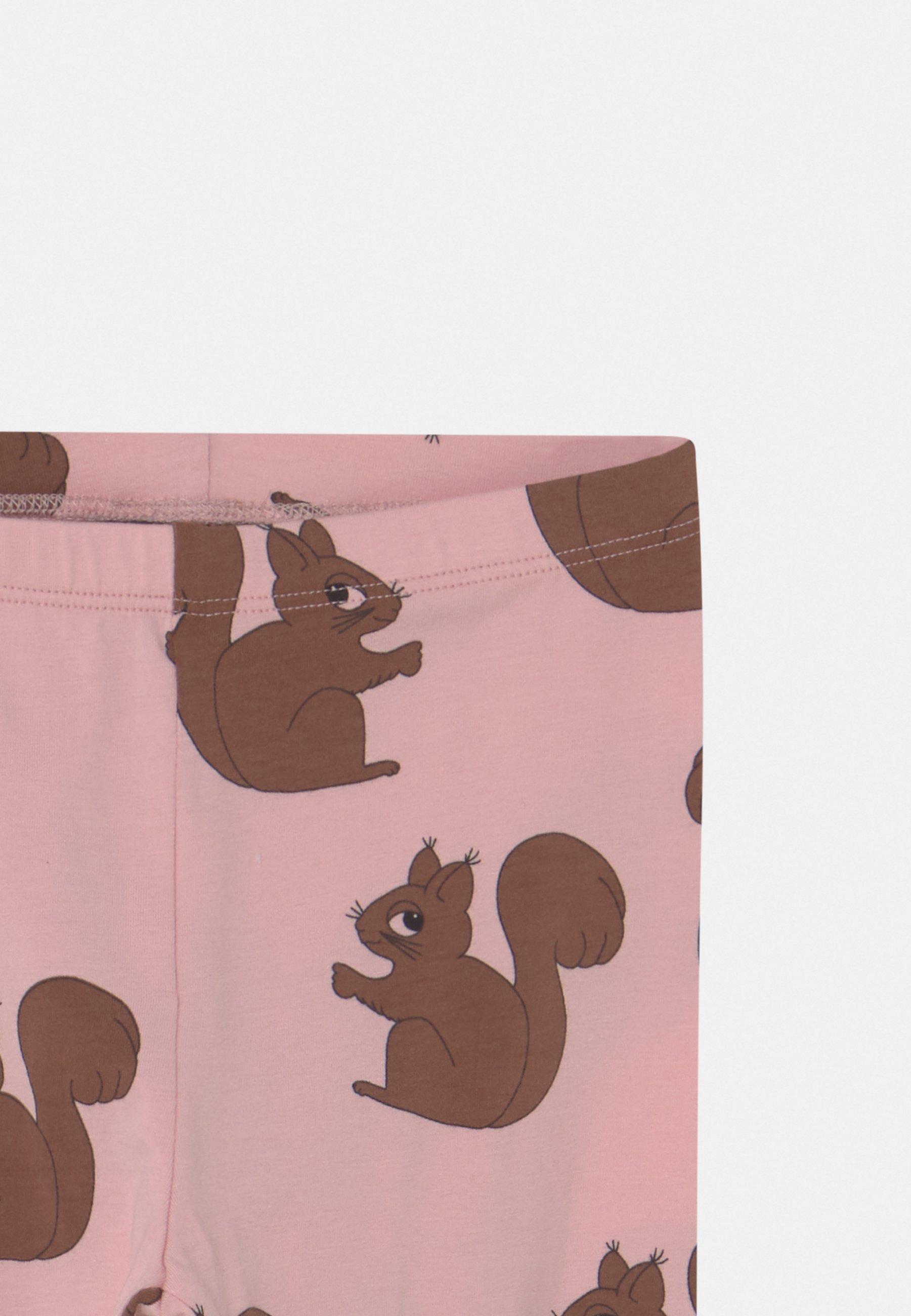Kids SQUIRREL UNISEX - Leggings - Trousers