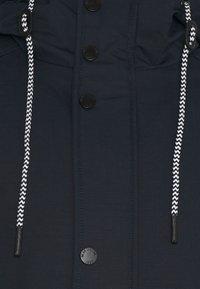 INDICODE JEANS - CARVER - Winter coat - navy - 6