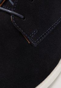 Zign - Casual lace-ups - dark blue - 5