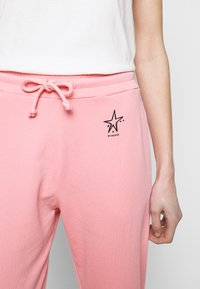 Pinko - ENOLOGIA - Tracksuit bottoms - pink - 5