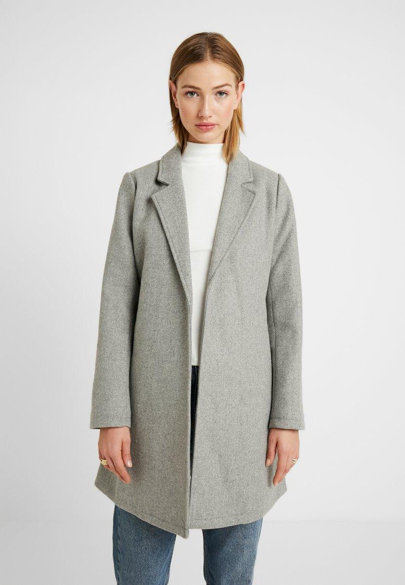 Springfield - ABRIGO PAÑO CINTURON - Short coat - grey