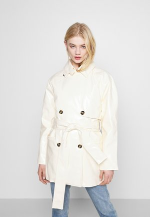 JANIS SHORT JACKET - Short coat - cream