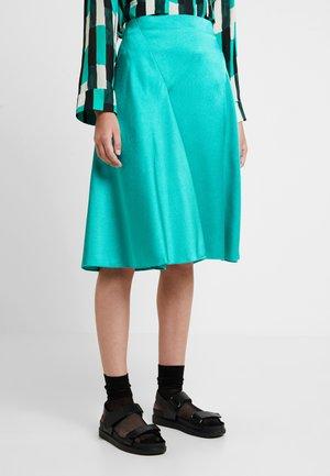 ZAL SKIRT - Áčková sukně - deep green