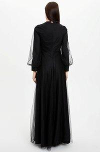 DeFacto - Maxi dress - black - 1