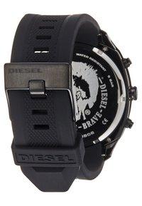 Diesel - TUMBLER - Chronograph watch - schwarz - 2