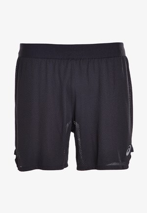 VENTILATE 2-N-1 5IN SHORT - Sports shorts - performance black