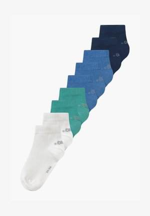 ONLINE JUNIOR ORIGINAL QUARTER UNISEX 9 PACK - Socks - campanula