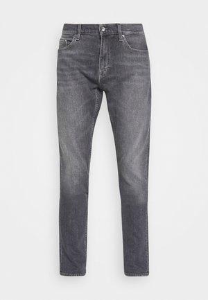 PISTOLERO - Straight leg jeans - black