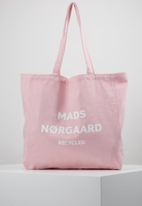 Mads Nørgaard - BOUTIQUE ATHENE - Tote bag - pink/white - 1