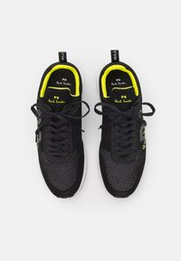 PS Paul Smith - ZEUS - Sneakersy niskie - black - 3