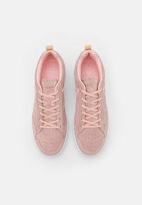 ARKK Copenhagen - VISUKLASS S-C18 UNISEX - Sneakers - misty rose/nude - 3