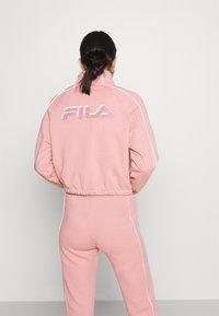 Fila - FANNY HALF ZIP - Sweater - pale mauve - 2
