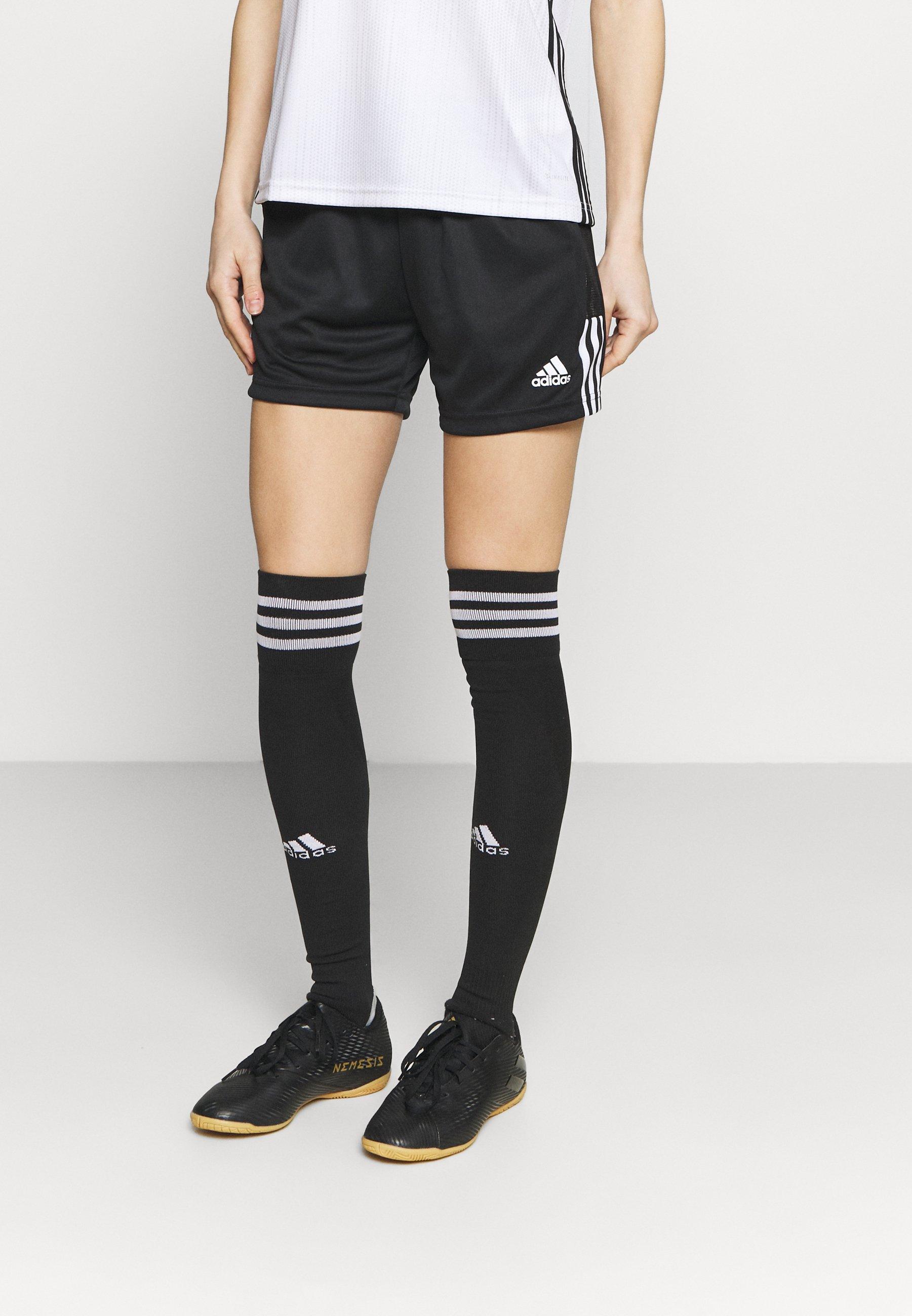 Damen TIRO - kurze Sporthose