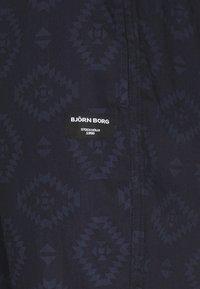 Björn Borg - TIERRA PYJAMA PANT PERCY - Pyžamový spodní díl - night sky - 5