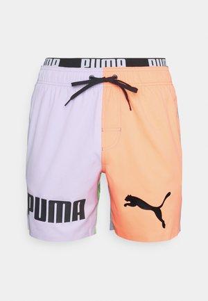 SWIM MEN COLOR BLOCK - Swimming shorts - mixed colours