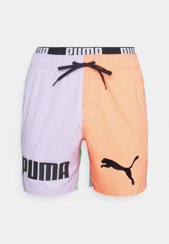 SWIM MEN COLOR BLOCK - Shorts da mare - mixed colours