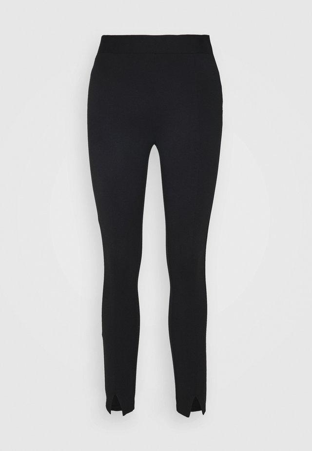 VMTAVA  - Leggings - Trousers - black