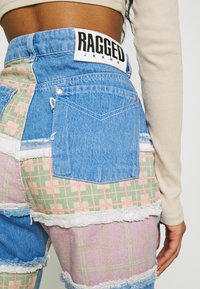 The Ragged Priest - VISION  - Jeans straight leg - multi-coloured - 3