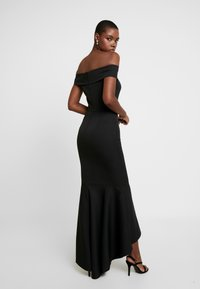 Chi Chi London - CHI CHI SHIRLEY DRESS - Occasion wear - black - 3