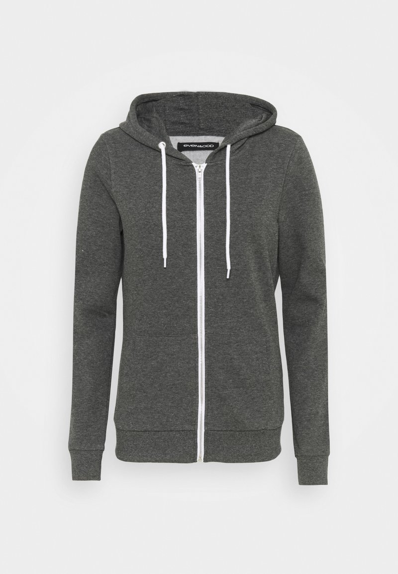 Even&Odd Tall - Zip-up sweatshirt - dark grey