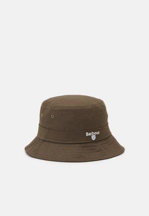 CASCADE BUCKET HAT UNISEX - Hat - olive