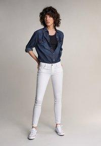 Salsa - Slim fit jeans - white - 1