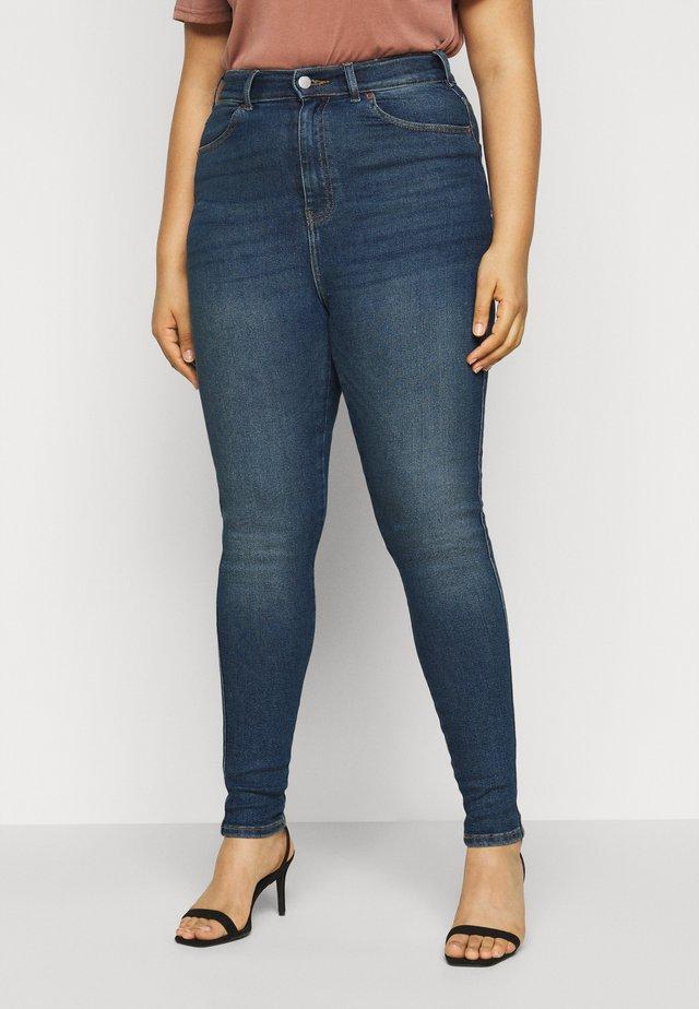 MOXY - Skinny džíny - eastcoast blue