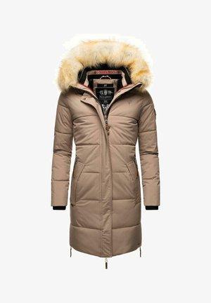 HALINA - Winter coat - taupe