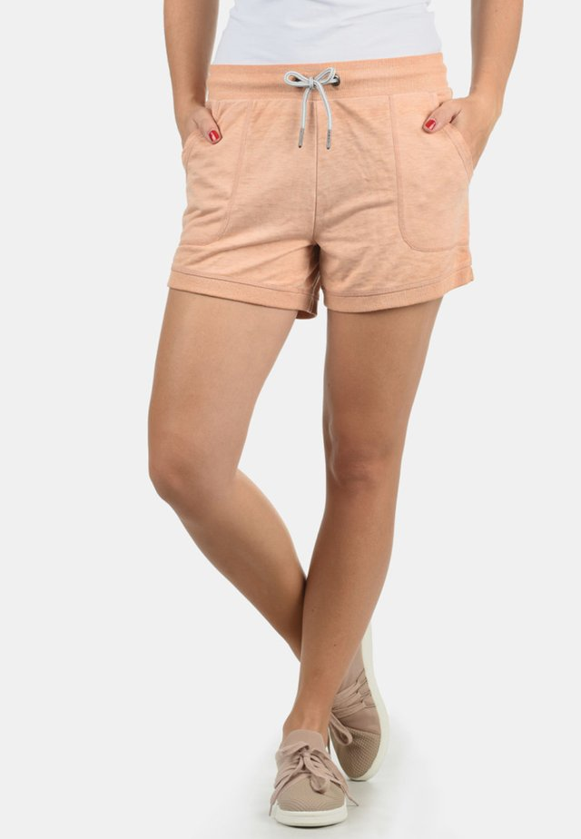 SWEATSHORTS BENTE - Shorts - light pink