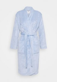 Marks & Spencer London - DRESSING GOWN AND COVER UPS - Dressing gown - light blue - 4