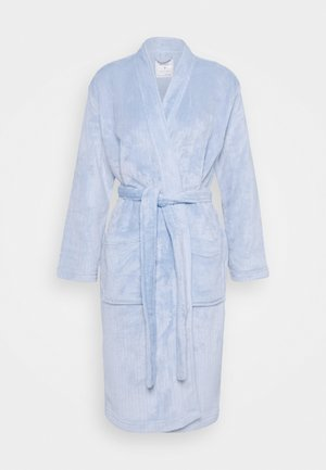 DRESSING GOWN AND COVER UPS - Dressing gown - light blue