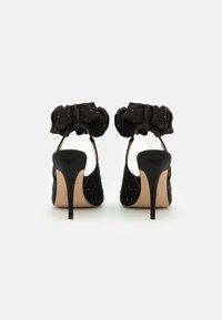 Kurt Geiger London - COUNTESS  - High heels - black - 3