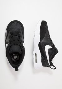 Nike Sportswear - AIR MAX FUSION UNISEX - Sneakers basse - black/white - 0