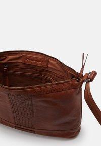 FREDsBRUDER - COSY - Across body bag - whisky - 2