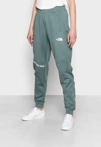 The North Face - PANT  - Pantaloni sportivi - balsam green - 0