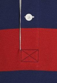 Lacoste - Polo shirt - cinnabar/scille - 3
