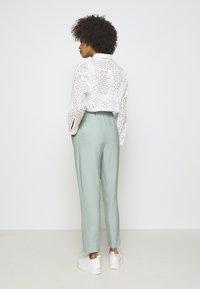 Trendyol - Pantalon classique - mint - 2