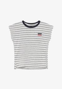 Levi's® - DOLMAN  - Print T-shirt - light gray heather - 2