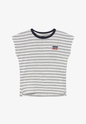 DOLMAN  - T-shirt print - light gray heather