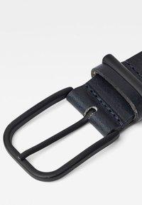 G-Star - CARLEY  - Belt - mazarine blue/black - 3