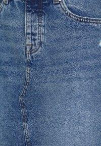 ONLY Tall - ONLSKY SKIRT  - Denimová sukně - light-blue denim - 2