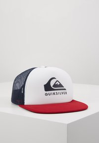 Quiksilver - FOAMSLAYER - Gorra - white - 0