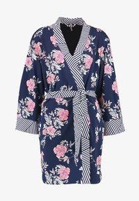 Short Stories - MOTION KIMONO - Dressing gown - pelikan - 3