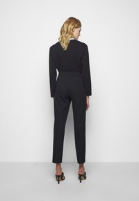 HUGO - HEBINA - Trousers - black - 2