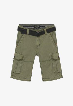 KIDS DURRAS - Pantaloni cargo - olive