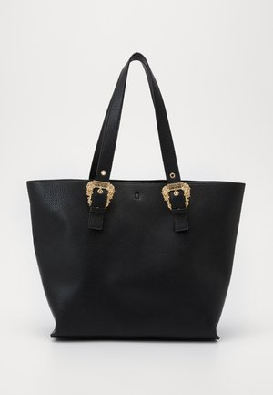 SHOPPING BAG - Tote bag - nero