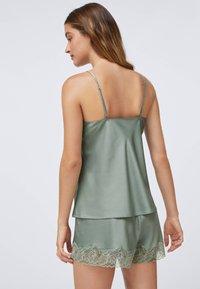 OYSHO - Pyjama bottoms - khaki - 2